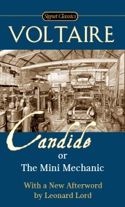 Candide, or The Mini Mechanic