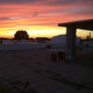 Loft Rooftop Sunset, Daytona Beach, Florida