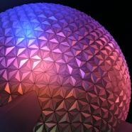 Spaceship Earth, Epcot, Florida