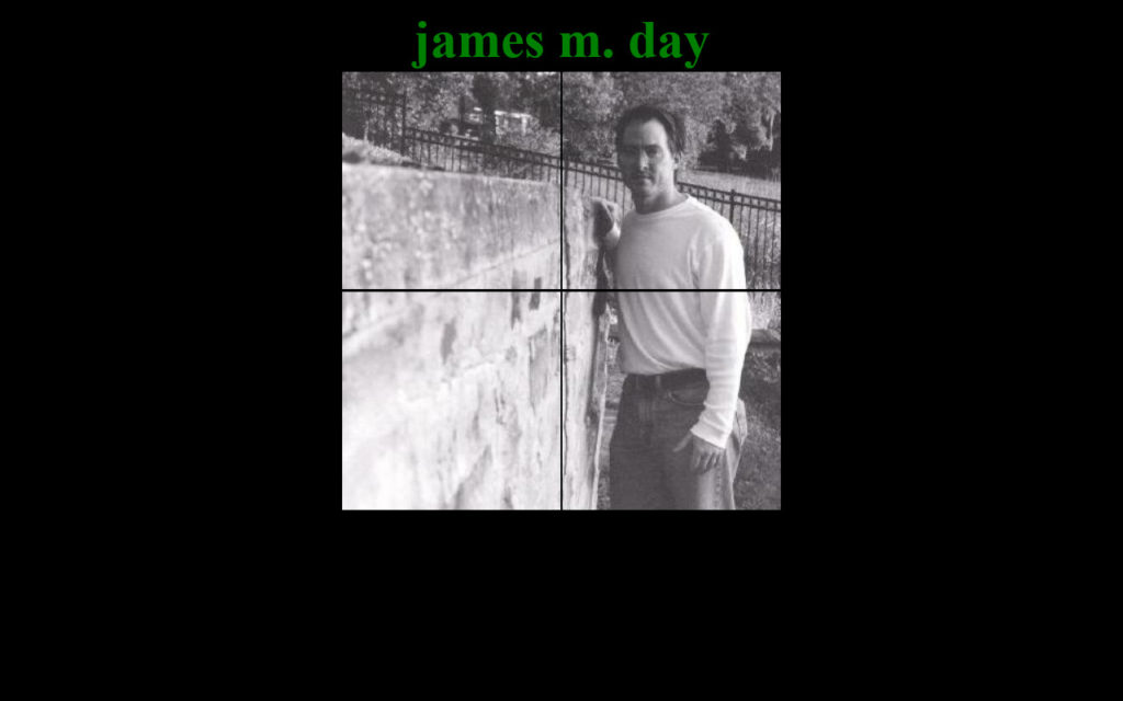 jamesday.net Homepage 11/22/2000