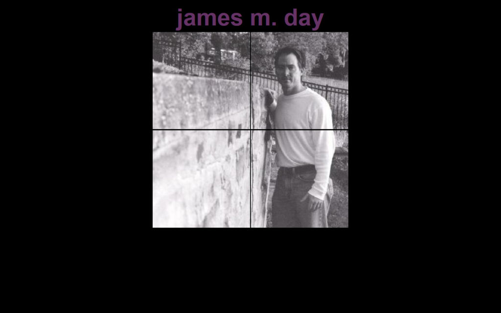 jamesday.net Homepage 2/18/2001