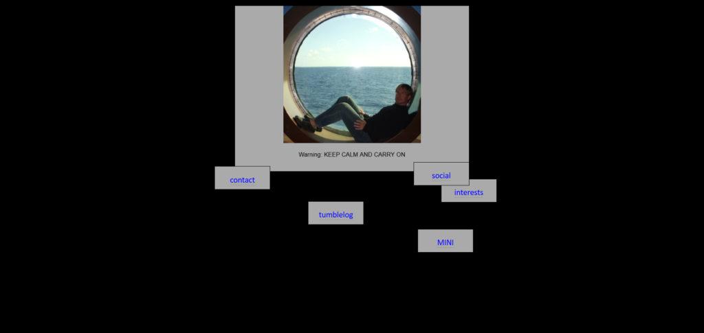 jamesday.net Homepage 2/2/2012