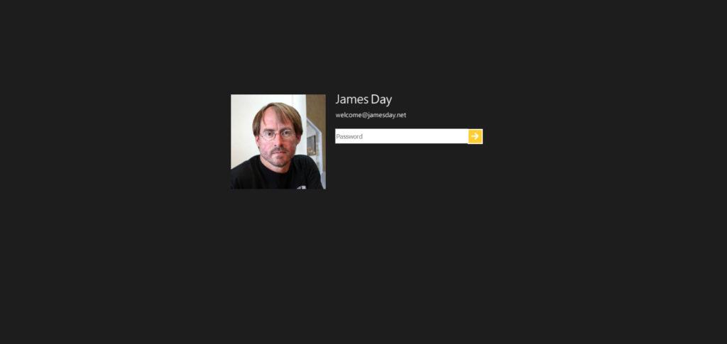 jamesday.net Homepage 2/8/2014