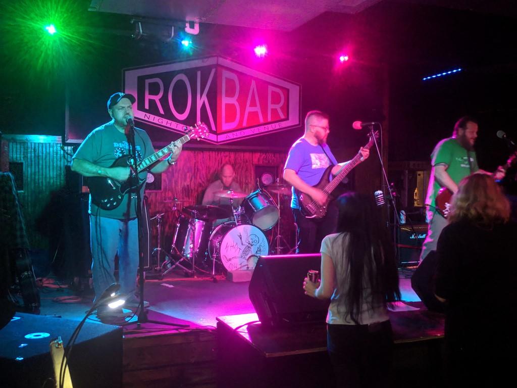 SHOT OUT at Rok Bar
