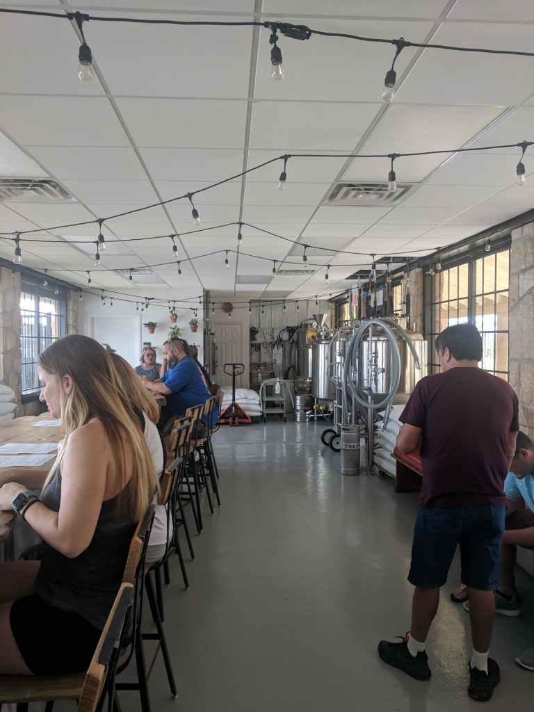 Red Pig Brewery Grand Opening