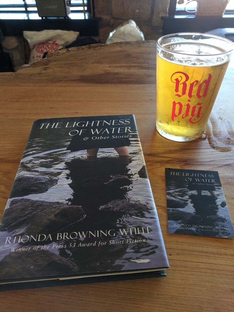 Red Pig Brewery Book Signing