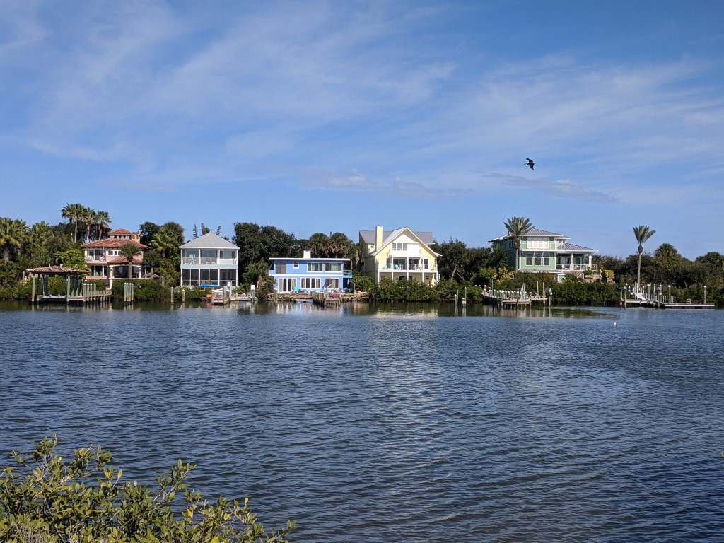 Ponce Inlet Houses
