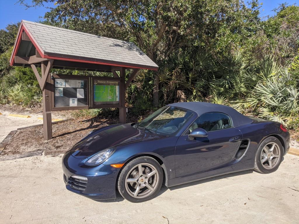 Ponce Preserve Porsche