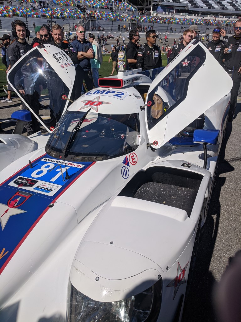 2020 Rolex 24 at Daytona LMP2 Car