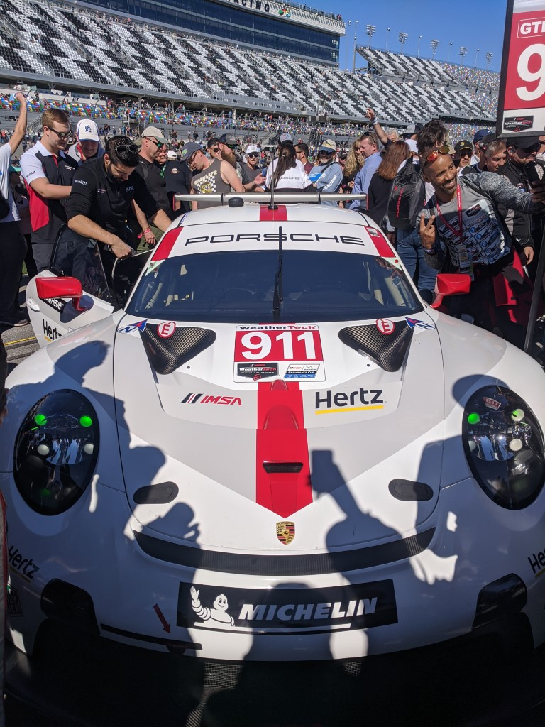 2020 Rolex 24 at Daytona Porsche #911