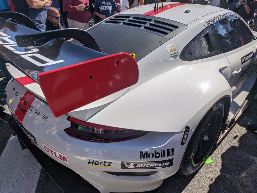 2020 Rolex 24 at Daytona Porsche #912