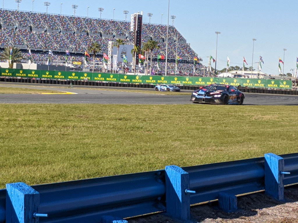 2020 Rolex 24 at Daytona BMW M8