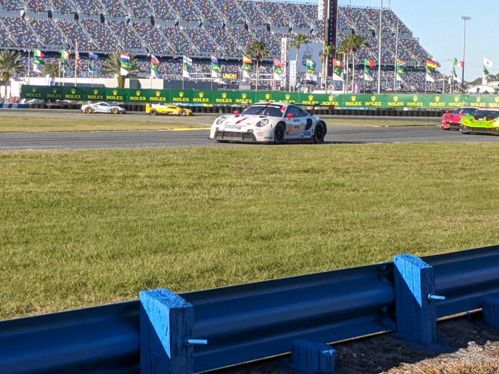 2020 Rolex 24 at Daytona Porsche