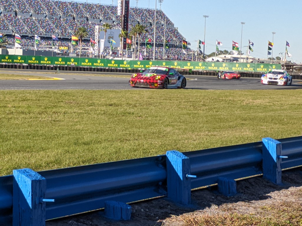 2020 Rolex 24 at Daytona Pfaff Porsche