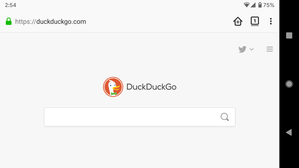 De-Google Firefox and DuckDuckGo