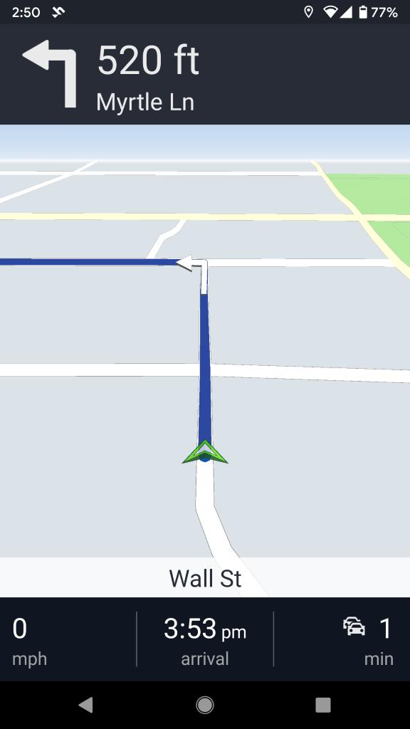 De-Google HERE WeGo Navigation
