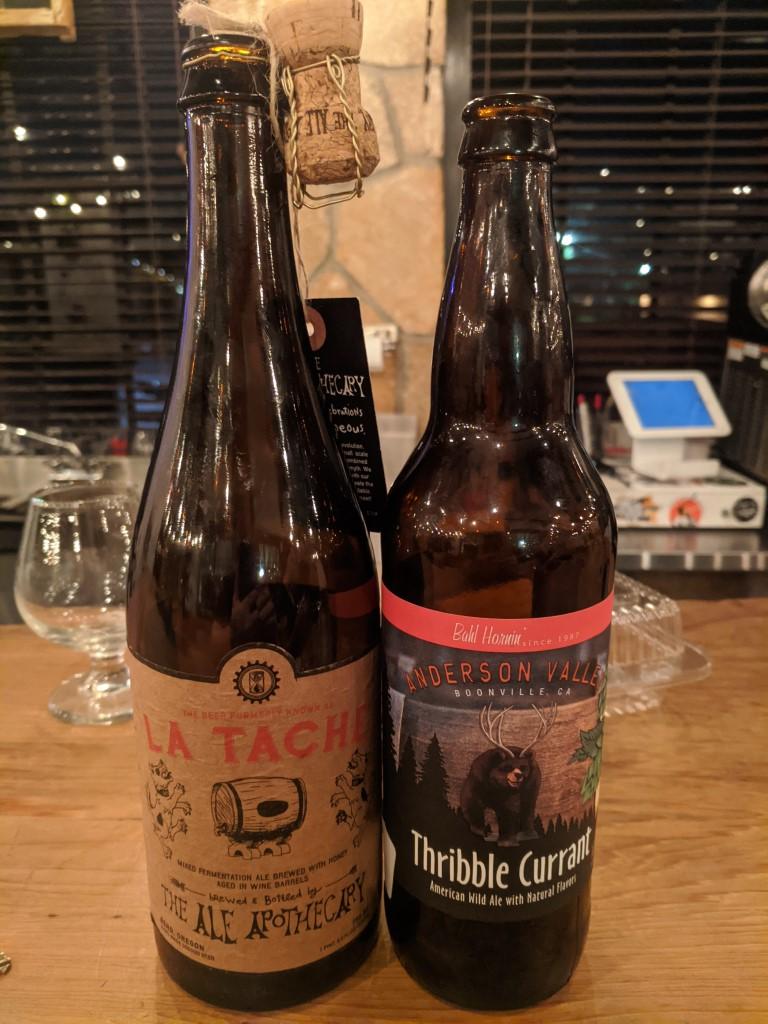 Red Pig Brewery Beer Sampling
