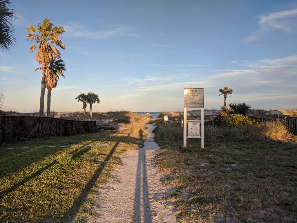 Neptune Beach Trail