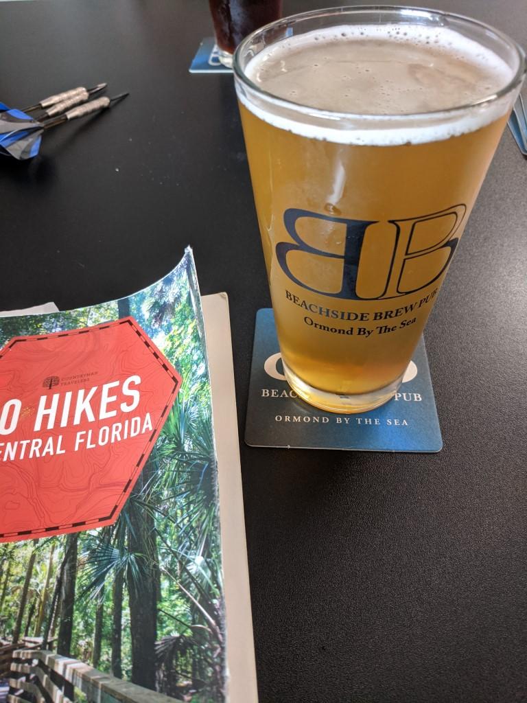 50 Hikes: #20 Spring Hammock Preserve Beer