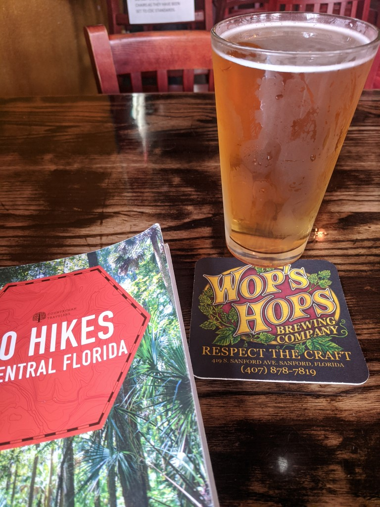 50 Hikes: #23 Geneva Wilderness Area Beer