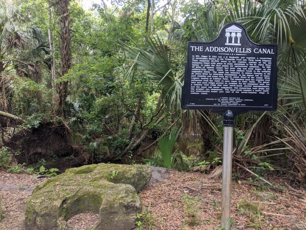 50 Hikes: #48 Enchanted Forest Sanctuary Sign