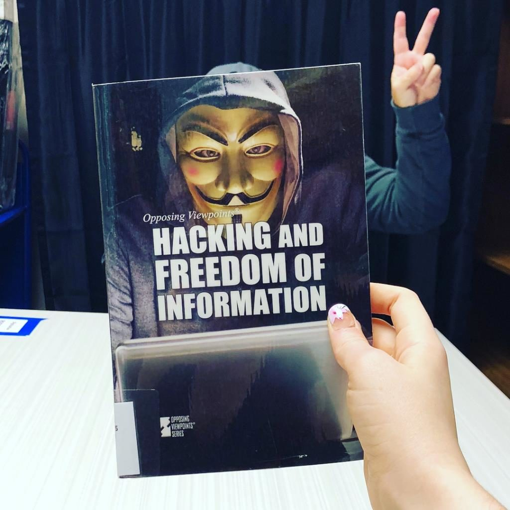Bookface Hacking and Freedom of Information